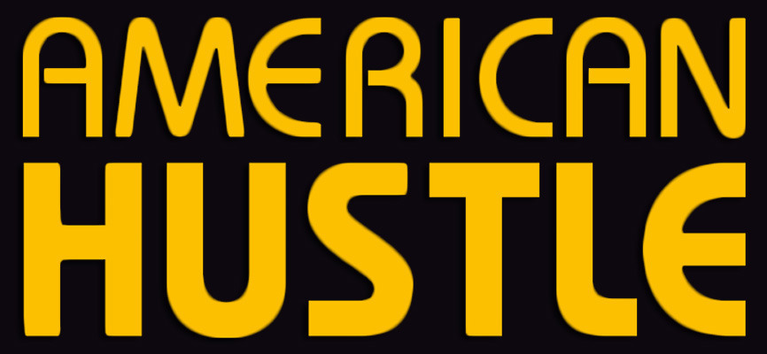 American Hustle starring Christian Bale, Amy Adams, Jennifer Lawrence and Bradley Cooper Movie Review