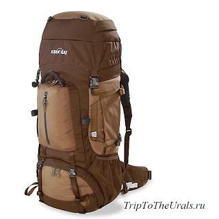 Выбор треккингового рюкзака