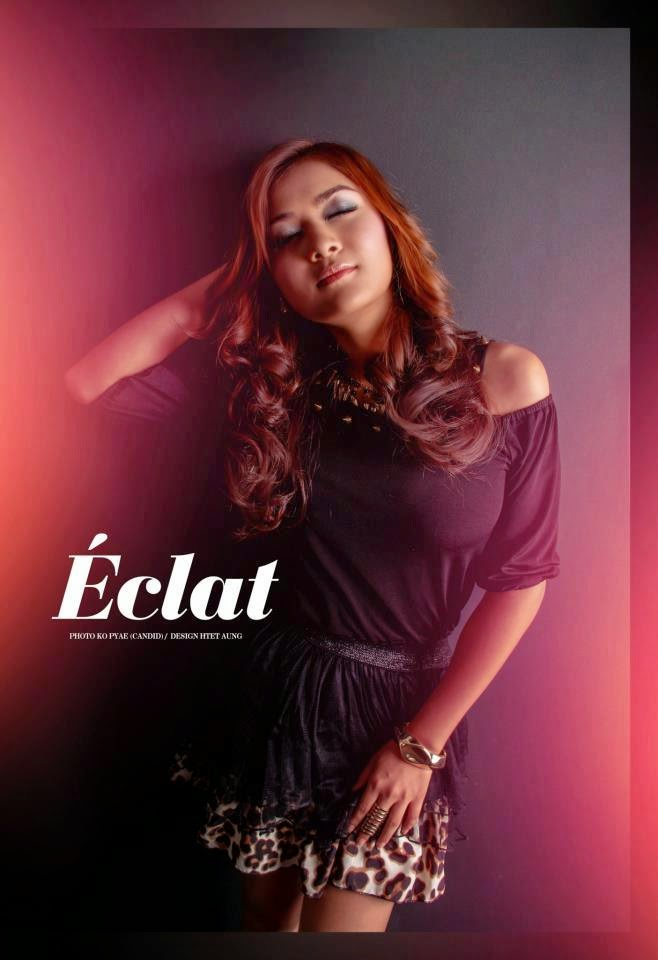 Htut Myat Thiri - Eclat