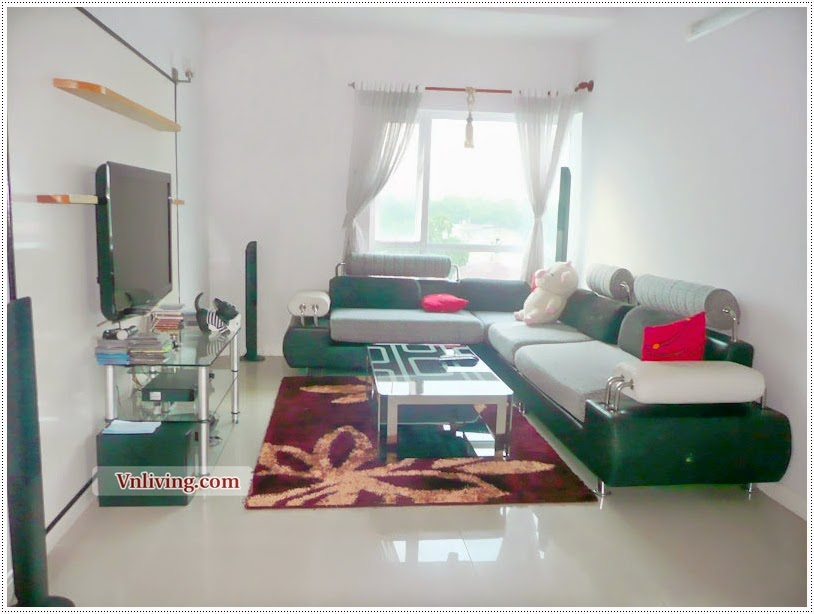 Hoang Minh Giam apartment for rent