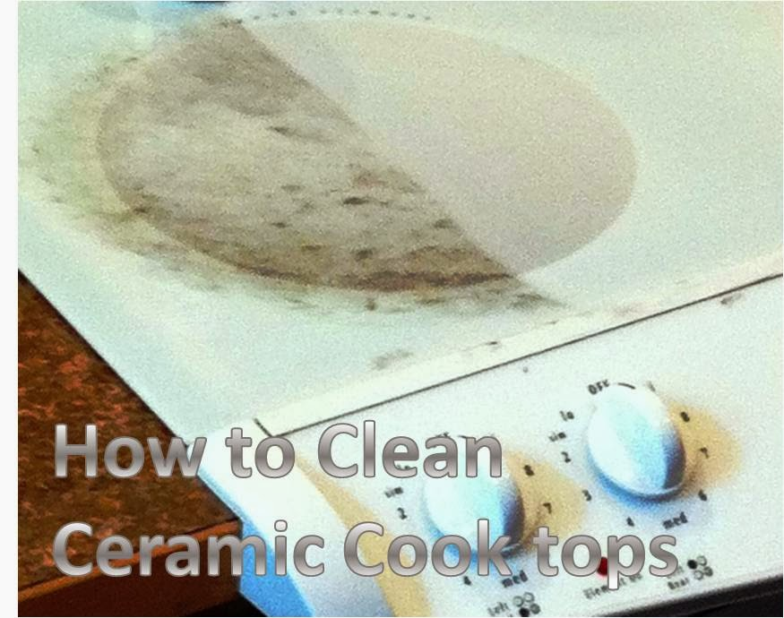 Quick N Brite Quick Cleaning Tips How To Clean Ceramic