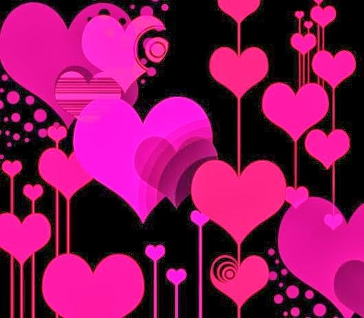 Vector 'Style' Hearts