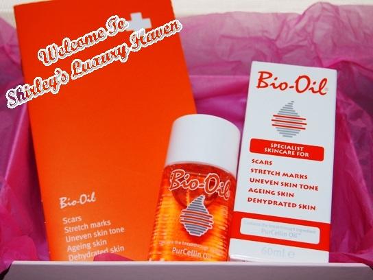bellabox november bio oil