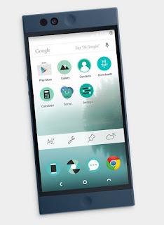 Nextbit unveils Robin cloud-first smartphone