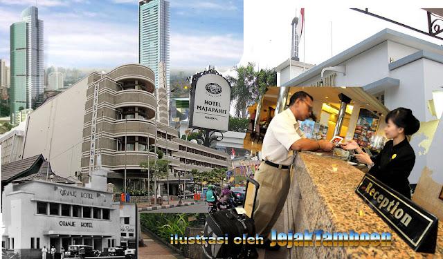 Gambar hotel bersejarah yang ada di indonesia, hotel penginapan diindonesia, hotel terkenal di indonesia