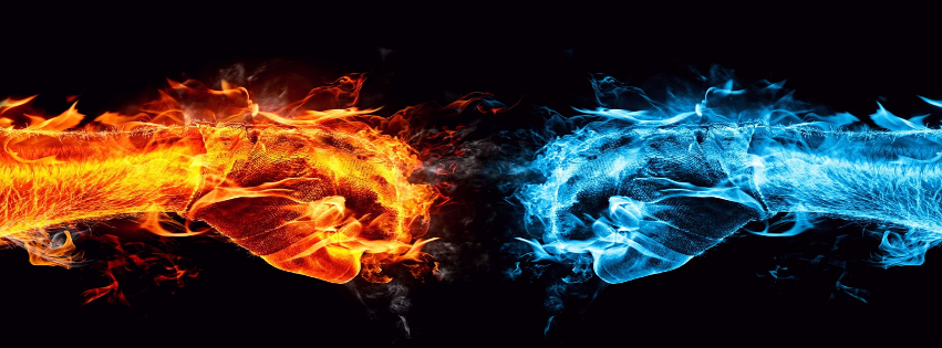 War Of Water And Fire