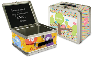 personalized gifts for kids, frecklebox, cute kid stuff, personalized lunchboxes