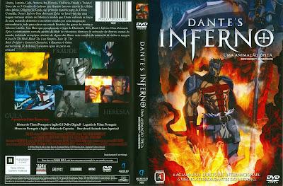 Dantes Inferno DVD Capa