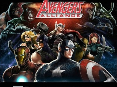 Marvel AvengersAlliance12 400x300  Marvel Avengers Alliance Gümüs Hilesi