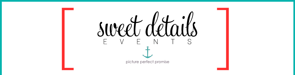 Sweet Details Events