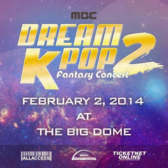 dream kpop fantasy concert 2 february 2014