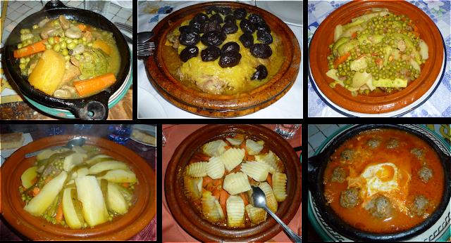 image Découvertes culinaires du Maroc : Tajines
