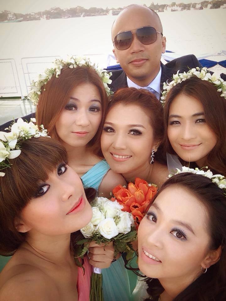 myanmar actress thet mon myint pre wedding