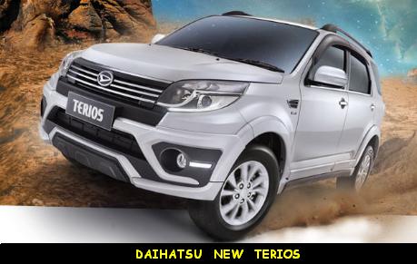 daihatsu new terios 2015