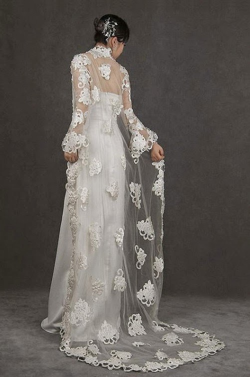 vintage inspired short wedding dresses