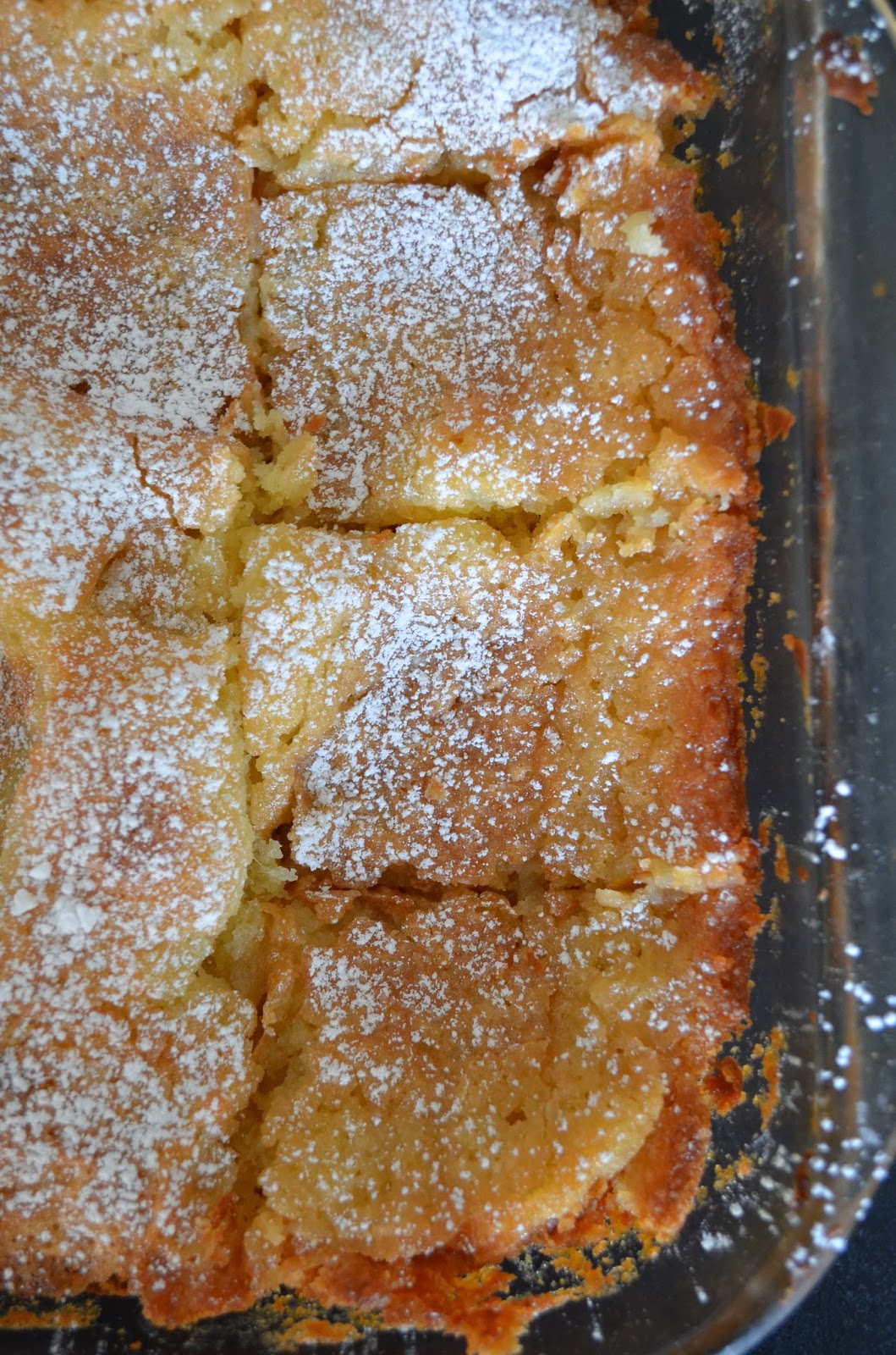 amour fou(d): st. louis gooey butter cake.