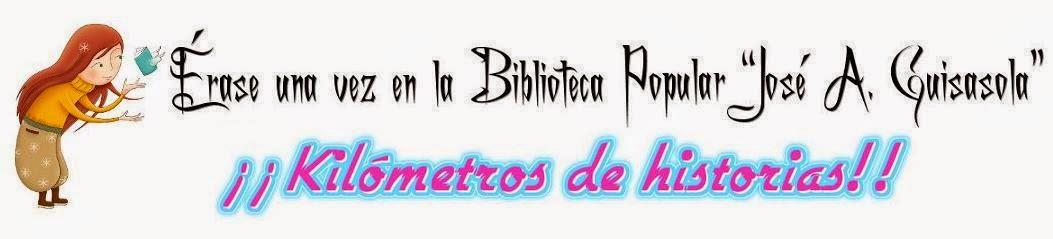 KILÓMETROS DE HISTORIAS EN LA BIBLIO EL PERDIDO