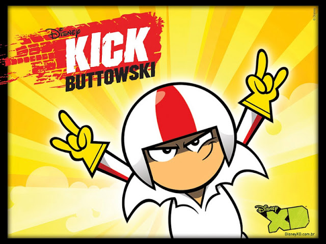 Kick Buttowski Cartoon HD Wallpapers