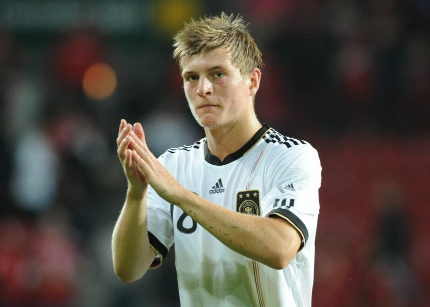 Toni Kroos Profile And Latest Pictures 2013   All Football