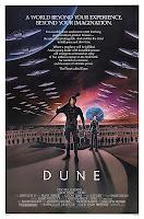 Dune movie poster 1984
