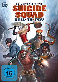 SUICIDE SQUAD – HELL TO PAY  Subtitrat In Romana