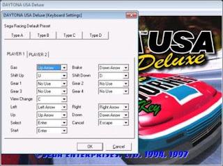 Daytona USA DeLuxe PC Game