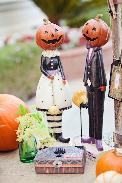 boda en halloween