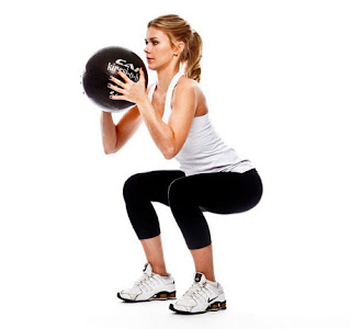 Celebrity Fitness Tips Squats Exercise