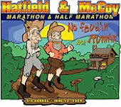 Hatfield McCoy Marathon &amp; Half KY/WV