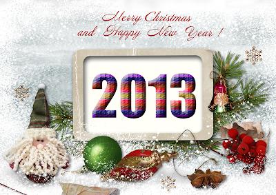 Imágenes con mensajes de Año Nuevo