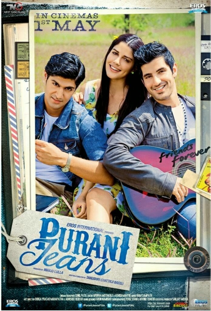 Purani Jeans (2014) Mp3 Songs Free Download