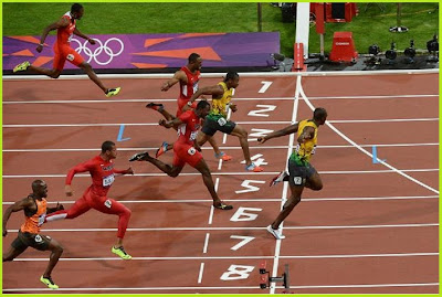 Usain Bolt 2012 Olympics Biography 100m 200m latest News Gold Medals History Images/Videos