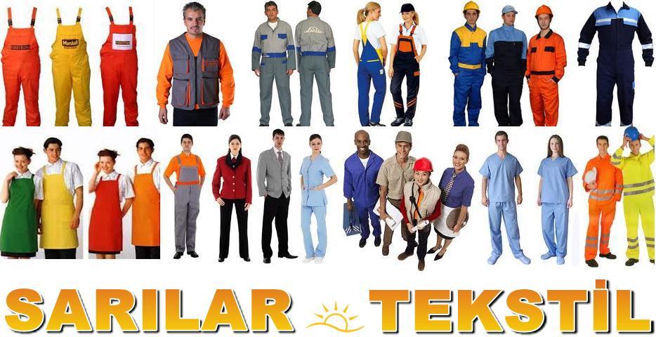 Iş elbisesi firmaları iş güvenlik malzemeleri imalatı