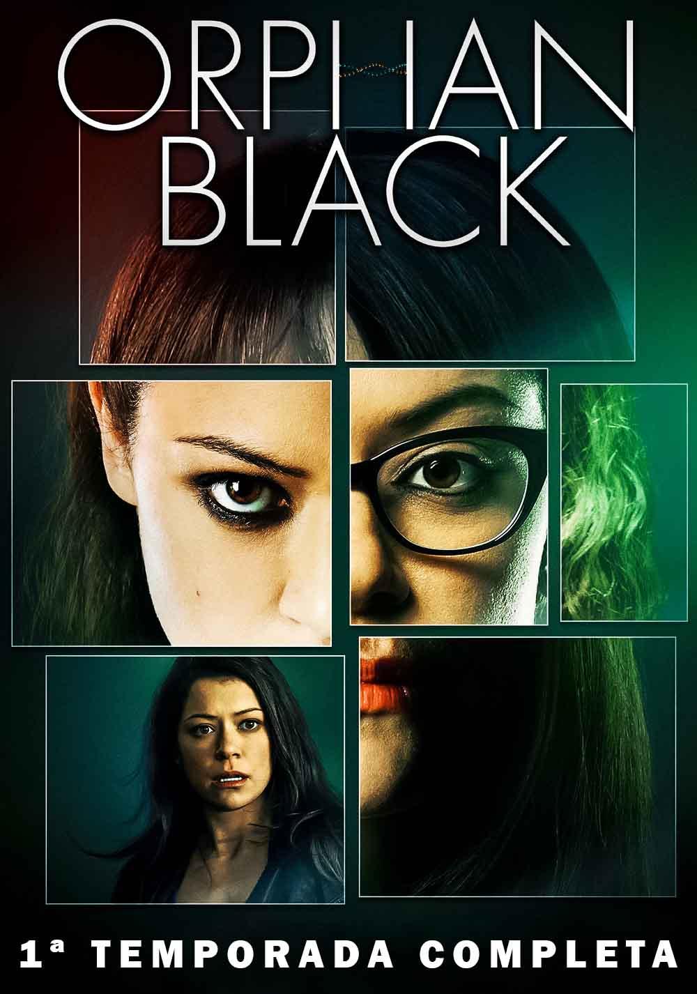 Orphan Black 1ª Temporada Torrent - BluRay 720p/1080p Dual Áudio