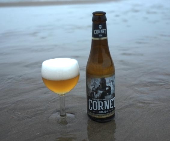 бельгийское пиво cornet oaked
