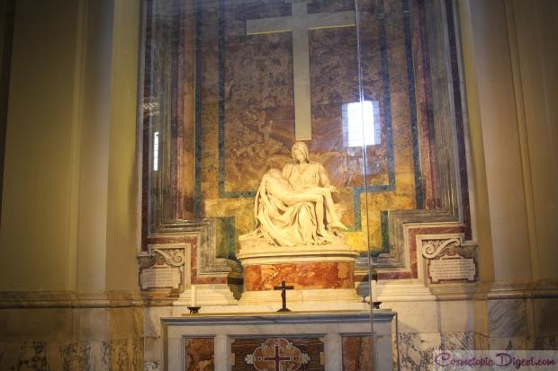 Michaelangelo's La Pieta