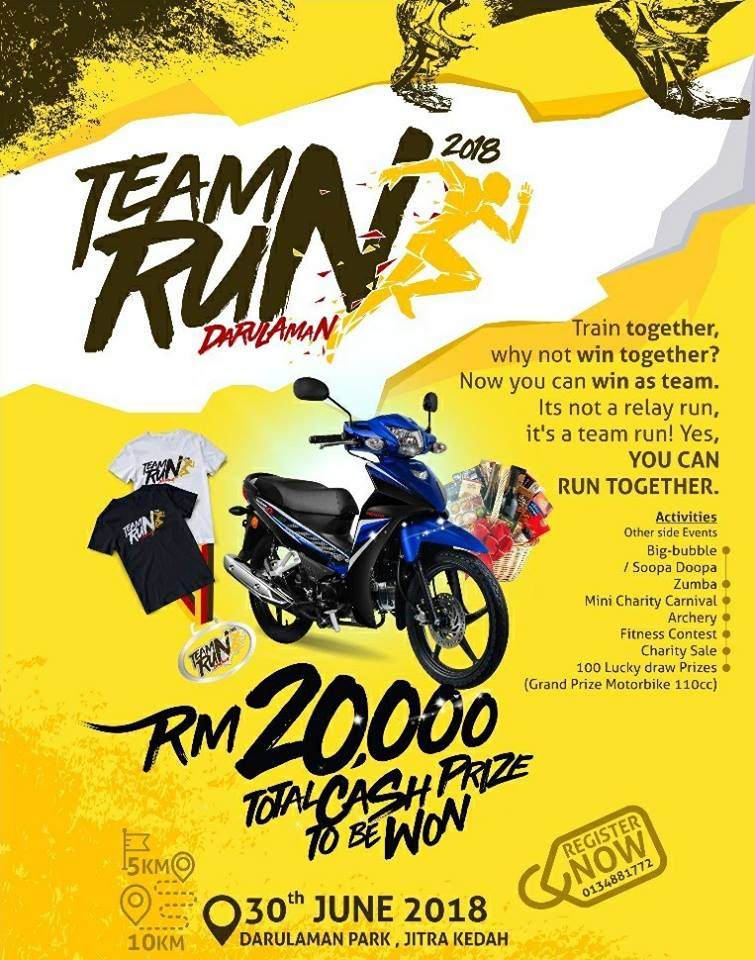 BDB TEAM RUN 2018