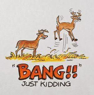 Deer Humor