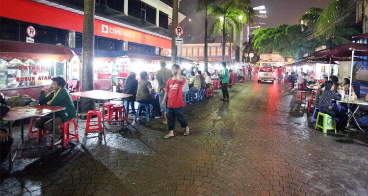 Tempat Populer Wisata Kuliner Jakarta Malam Hari