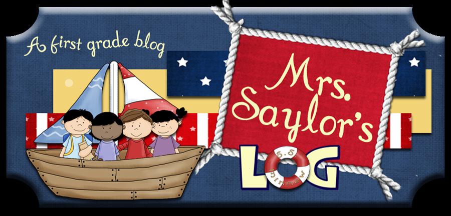 Saylor's Log