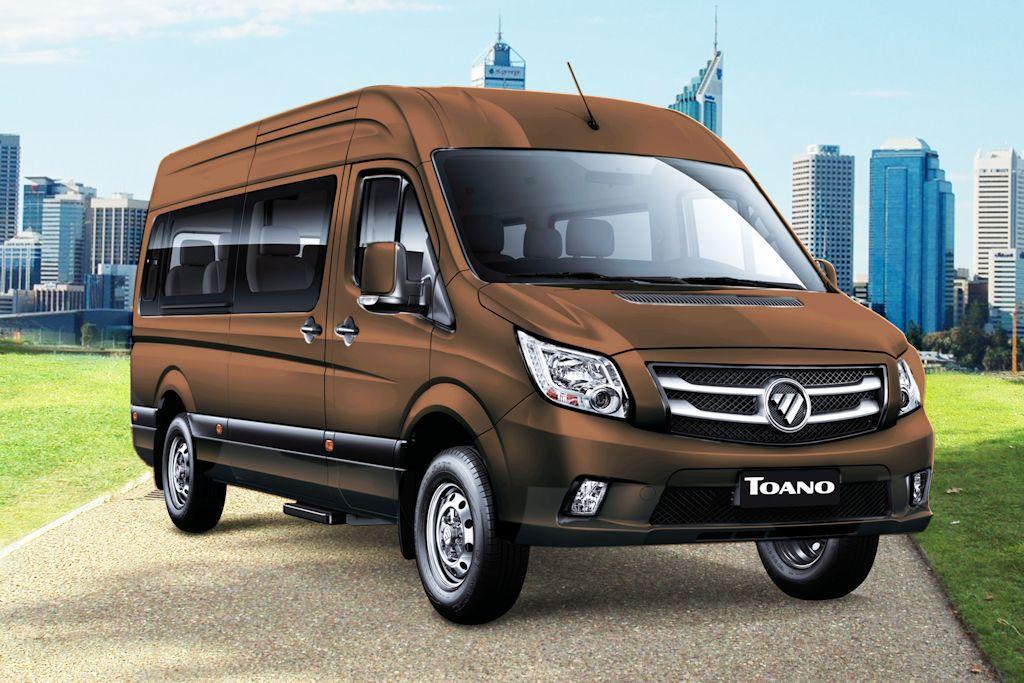 foton unveils gratour toano vans philippine car news car reviews automotive features and. Black Bedroom Furniture Sets. Home Design Ideas
