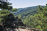 Ausblick von der Vöslauerhütte