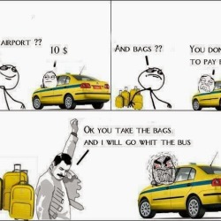 Funny Pictures DP for Bbm and whatsapp airport