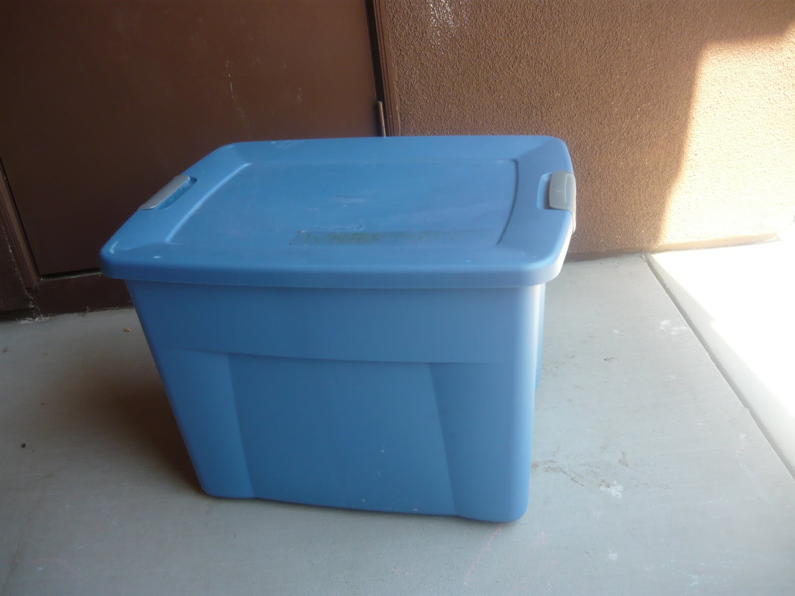 small imprints big impact apartment compost tub