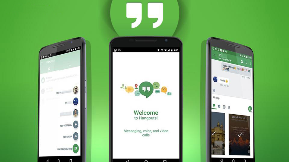 [APK] Hangouts v7.0 Brings Quick Replies, Home Screen Shortcuts And More