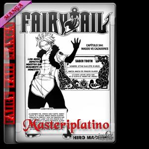 Fairy Tail Manga 344 HQ Sub Español