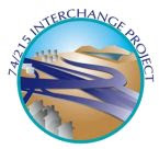 74 215 interchange project