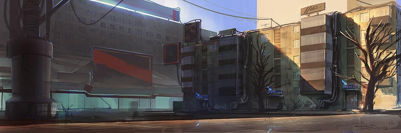 Alex Kim's art