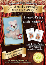 Wayneston Bears 3rd Blog Give-away