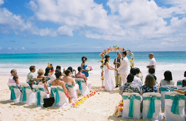 Specialkevent Beach Wedding